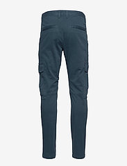 Knowledge Cotton Apparel - JOE trekking pant - GOTS/Vegan - bojówki - total eclipse - 1