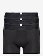 MAPLE 3-pack underwear - GOTS/Vegan - BLACK JET
