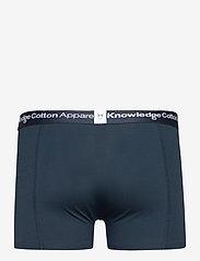 Knowledge Cotton Apparel - MAPLE 6-pack underwear - GOTS/Vegan - caleçon - grey melange - 1