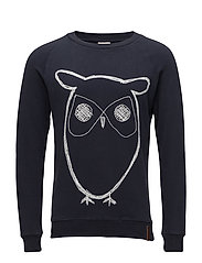 ELM big owl sweat - GOTS/Vegan