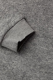 Terry Zip Cardigan