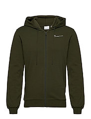 ELM knowledge transfer hood zip swe - FORREST NIGHT