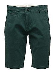 Stretch Chino Shorts - GOTS - PONSDEROSA