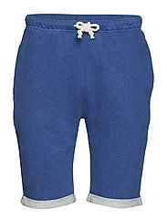 Melange Fleece Shorts - Gots/Vegan
