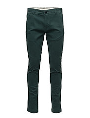Pistol Joe - Chino Slim Stretch - G - GREEN GABLES