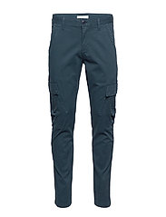 JOE trekking pant - GOTS/Vegan - TOTAL ECLIPSE