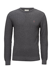 Basic Knit - DARK GREY MELANGE