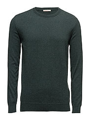 Basic O-Neck Cotton/Cashmere - GOTS - GREEN GABLES