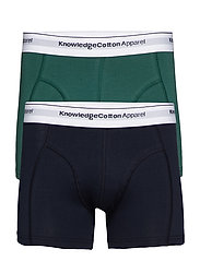 2 pack underwear - season - GOTS/Ve - BISTRO GREEN