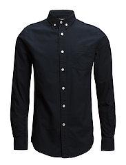 Button Down Oxford Shirt - GOTS/Veg