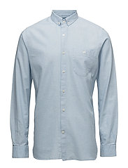 Cotton/Linen Shirt- GOTS - SKYWAY
