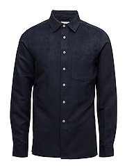 Suede Shirt - GRS - TOTAL ECLIPSE