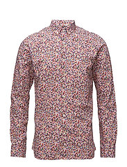 Flower printed shirt - MALAGA