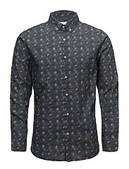 Art printed shirt - GOTS - BLACK FORREST