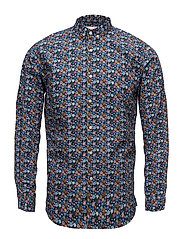 All over flower printed shirt - TOTAL ECLIPSE