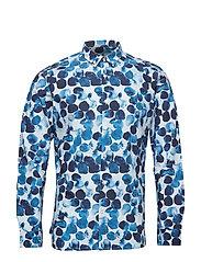 Water based dot printed shirt - GOT - TOTAL ECLIPSE