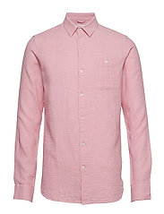 Double layer shirt - GOTS - PINK NECTAR