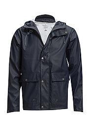 LAKE short rain jacket