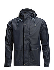 LAKE short rain jacket