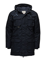 Heavy Parka Jacket - GRS - TOTAL ECLIPSE