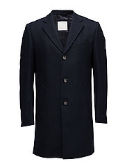 Wool Coat - GRS - TOTAL ECLIPSE