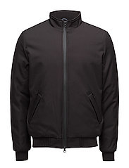 Soft Shell Bomber Jacket - GRS - PHANTOM