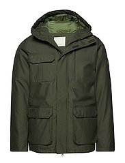 Funtional jacket oxford look - GRS - FORREST NIGHT