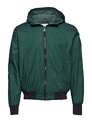 BASSWOOD hood jacket - BISTRO GREEN