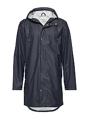 Long rain jacket /Vegan - TOTAL ECLIPSE