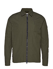 Nylon overshirt - GRS/Vegan - FORREST NIGHT