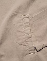 Knowledge Cotton Apparel - PINE poplin overshirt - GOTS/Vegan - vêtements - light feather gray - 3