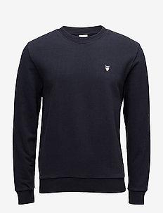 ELM small owl sweat - GOTS/Vegan - basic sweatshirts - total eclipse