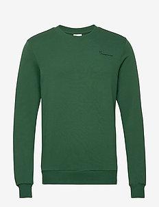 ELM knowledgecotton sweat - GOTS/Ve - sweatshirts - pineneedle