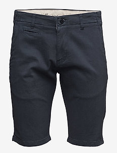JOE chino shorts - chinot - total eclipse