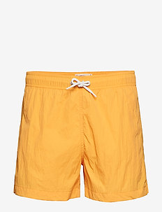 Nylon swimshorts - GRS - BANANA