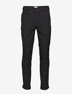 Joe garment dyed stretched pant - G - rennot - total eclipse
