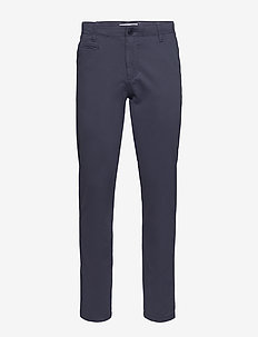 JOE slim chino pant - GOTS/Vegan - chinot - vintage indigo