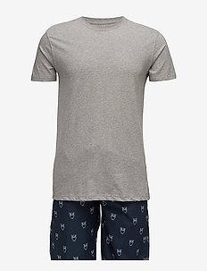 Pyjamas Set - GOTS - TOTAL ECLIPSE