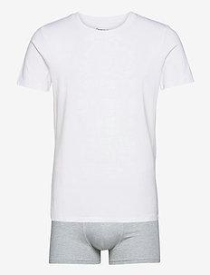 T-shirt and underwear set - GOTS/Ve - piżamy - bright white
