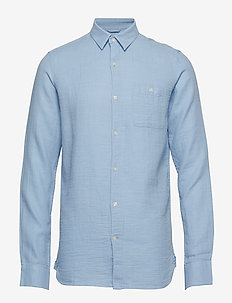 Double layer shirt - GOTS - podstawowe koszulki - skyway