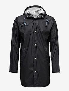 Long Rain Jacket - PHANTOM