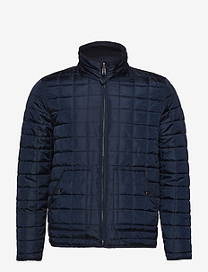 Reversible quilted jacket - GRS/Veg - quilted jackets - total eclipse