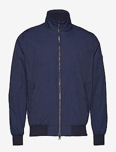 Nylon jacket - GRS - bomber jakke - total eclipse