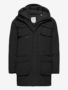 Arctic Canvas parka jacket - GRS/Ve - parkas - phantom