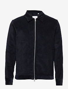 Short corduroy jacket - GOTS/Vegan - TOTAL ECLIPSE
