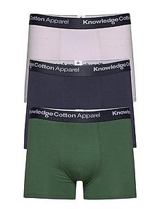 MAPLE 3 pack underwear GOTSVegan