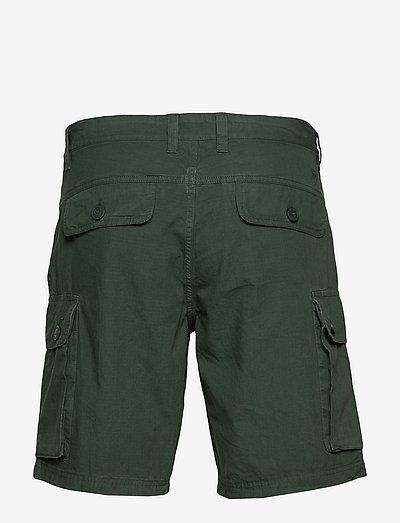 Knowledge Cotton Apparel Trek Durable Rib-stop Shorts - Gots-