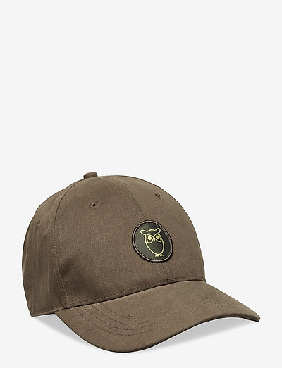 PACIFIC cap - GOTS/Vegan - bonnets & casquettes - forrest night