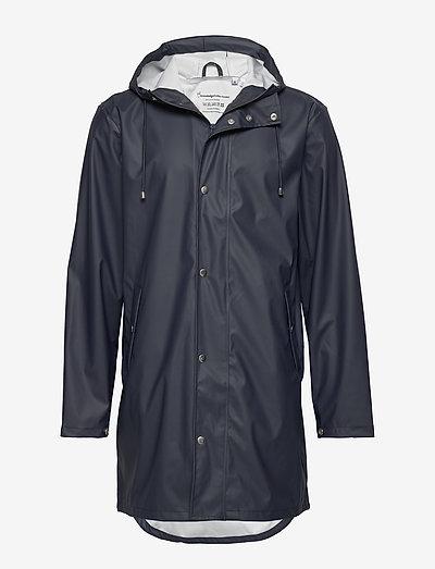 Long rain jacket /Vegan - vêtements - total eclipse