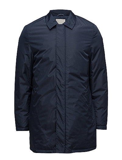 Rib Stop Functional Long Jacket - G - TOTAL ECLIPSE
